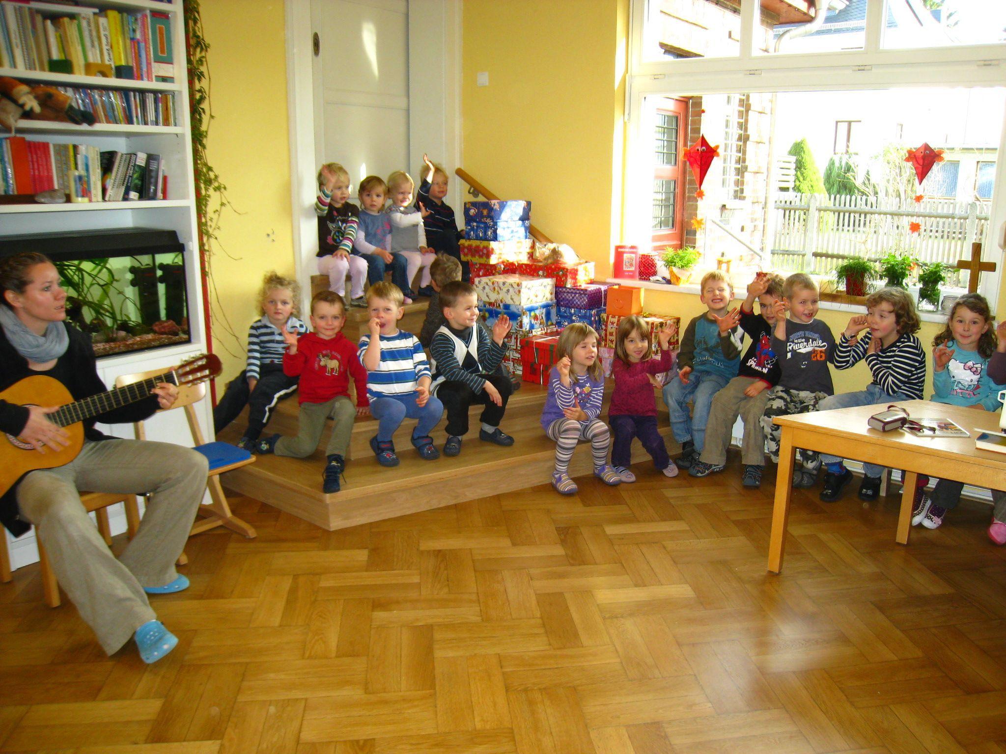 Neue Diele im Haus Rötlein